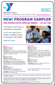 The series of sample programs set up with proceeds from the run.
