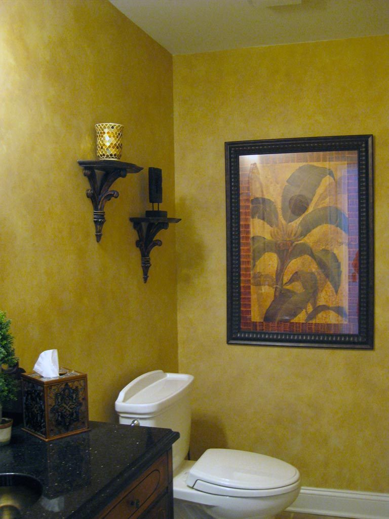 Color Washing Painting in NJ & NYC - Walls, Cabinets & Furniture