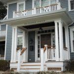 Custom painted home address